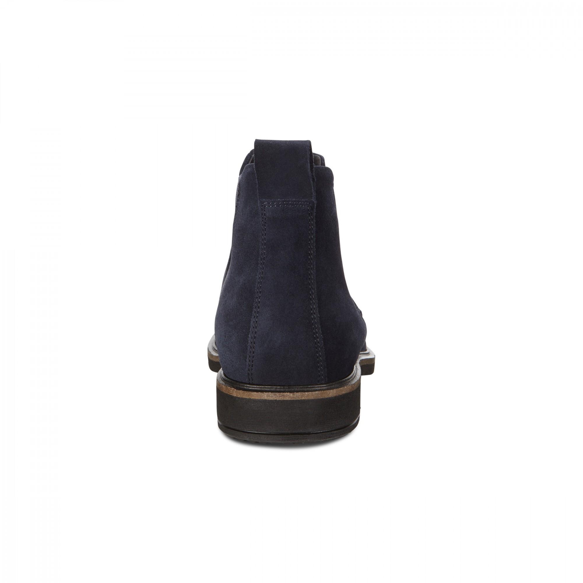 ECCO Men's Vitrus III Ankle Boot Black Leather