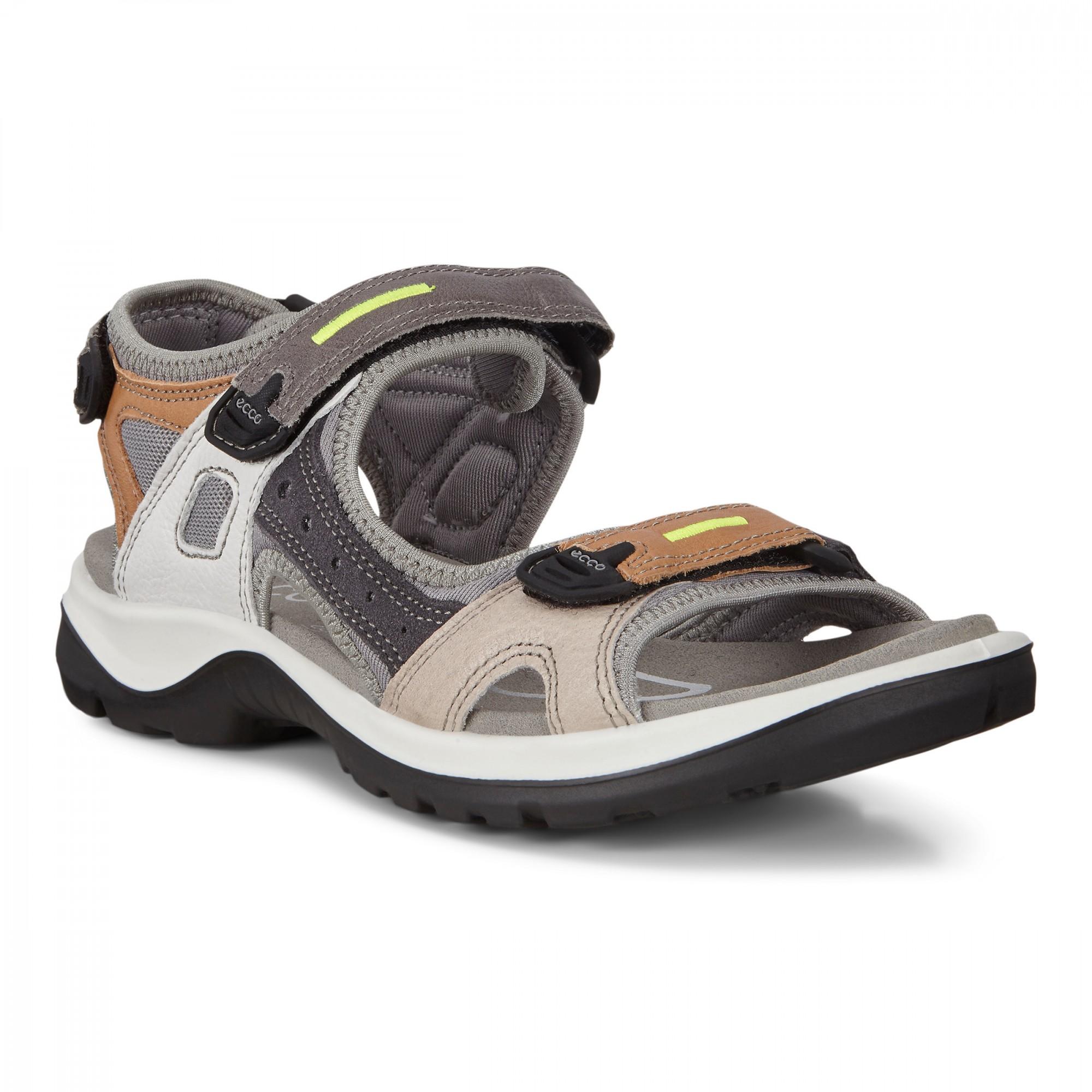 ECCO off road frau sandal